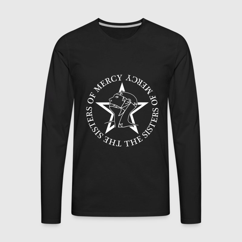 The Sisters Of Mercy - Men's Premium Long Sleeve T-Shirt