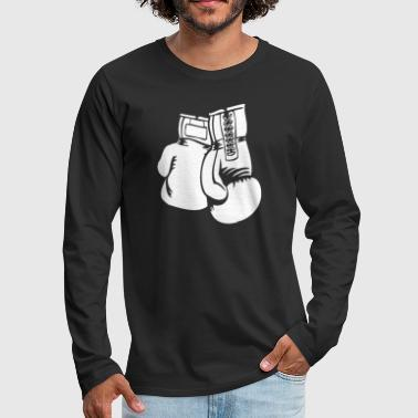 Boxing Gloves BOXING GLOVES - Men's Premium Long Sleeve T-Shirt