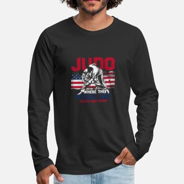 Judo Judo - Men's Premium Long Sleeve T-Shirt