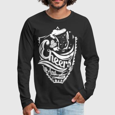 cheers - Men's Premium Long Sleeve T-Shirt