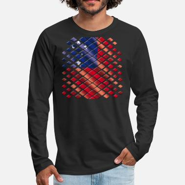 Samoa Samoa - Men's Premium Long Sleeve T-Shirt