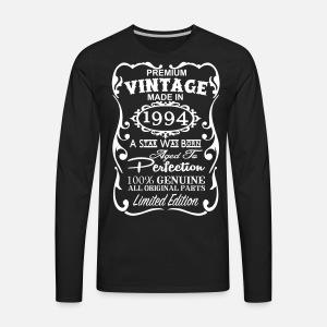 Mens Premium Longsleeve Shirt
