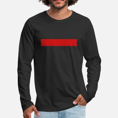 Rectangle rectangle - Men's Premium Longsleeve Shirt