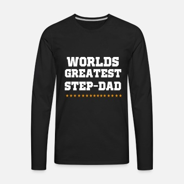 Worlds Greatest Step Dad Mens Sweatshirt