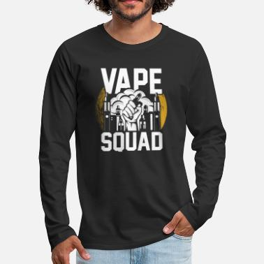 Vape Vape - Men's Premium Long Sleeve T-Shirt