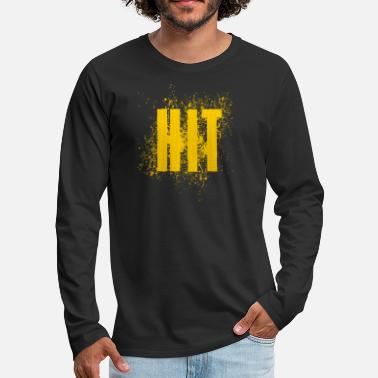 Hits Hit - Men's Premium Longsleeve Shirt