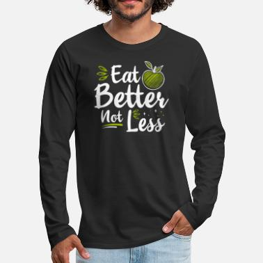 Certified Nutrition Specialist Nutritionist Nutrition Diet Dietician Dietitian - Men's Premium Longsleeve Shirt