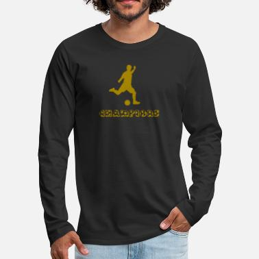 Soccer Champion soccer champions - Men's Premium Long Sleeve T-Shirt