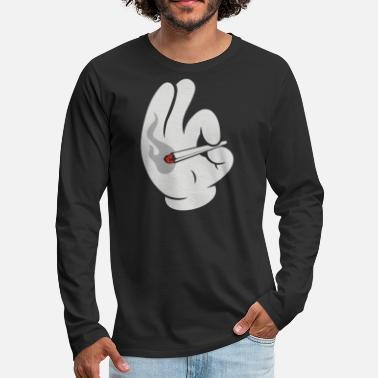 Mouse mickey mouse high pop - Men's Premium Longsleeve Shirt