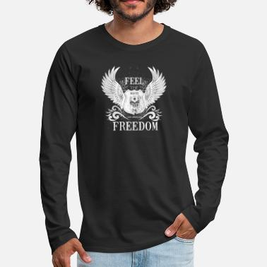 Wing Wing Design - Men's Premium Long Sleeve T-Shirt