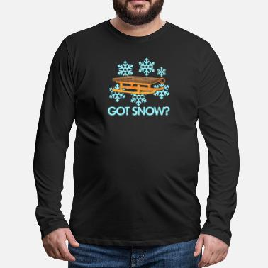 Sled Sled - Men's Premium Long Sleeve T-Shirt