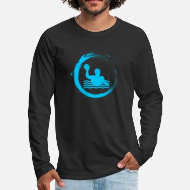 Water Sports water polo sport water sports - Men's Premium Longsleeve Shirt
