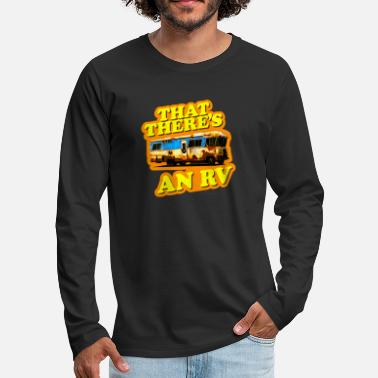 Christmas Vacation Christmas Vacation RV - Men's Premium Longsleeve Shirt