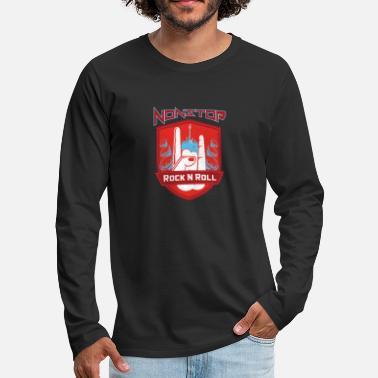 Shop Rock Music Long Sleeve Shirts Online Spreadshirt