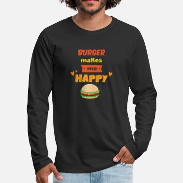 Meal Happy Meal - Men's Premium Long Sleeve T-Shirt
