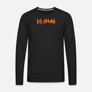 cbe31fe07 DEF LEPPARD VINTAGE UNION JACK Men's Premium T-Shirt   Spreadshirt