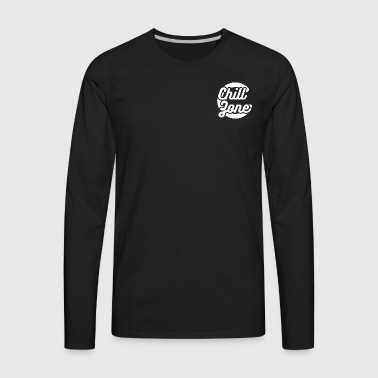 Chill Zone - Men's Premium Long Sleeve T-Shirt