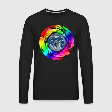 LGBTQ Pride #7 - Men's Premium Long Sleeve T-Shirt