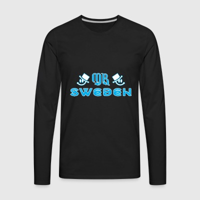 Mr Sweden - Men's Premium Long Sleeve T-Shirt