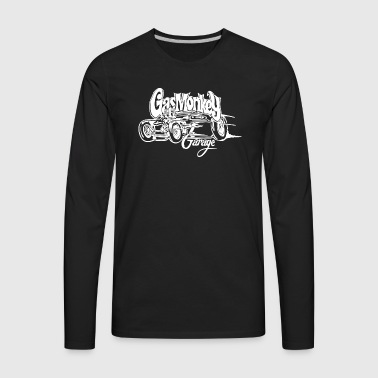 Gas Monkey Garage - Men's Premium Long Sleeve T-Shirt