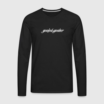 Goofed v2 - Men's Premium Long Sleeve T-Shirt
