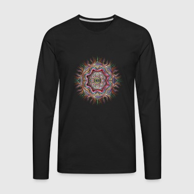 Colorful goa - Men's Premium Long Sleeve T-Shirt