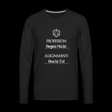 dungeon - Men's Premium Long Sleeve T-Shirt