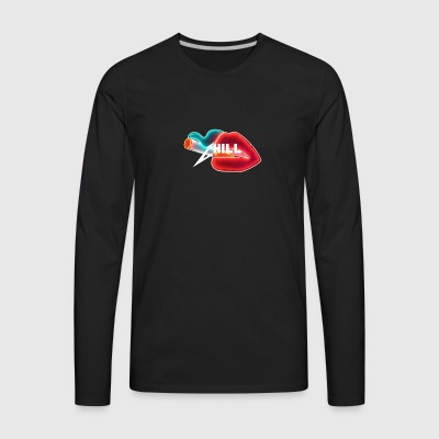 Chill - Men's Premium Long Sleeve T-Shirt