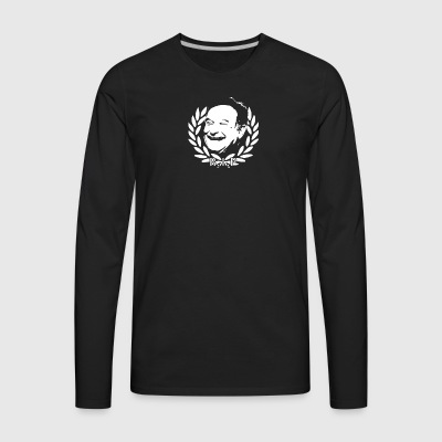 In Memory Of Robin - Men's Premium Long Sleeve T-Shirt