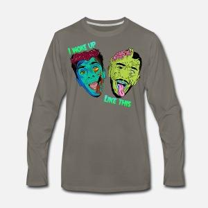Men S Premium Longsleeve Shirt