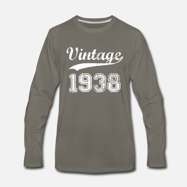 1938 1938 - Men's Premium Longsleeve Shirt