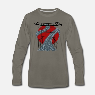 Rising Sun Rising Sun - Men's Premium Long Sleeve T-Shirt