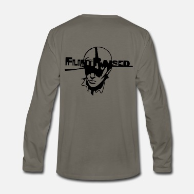 Flint Gun FlintRaised - Men's Premium Longsleeve Shirt