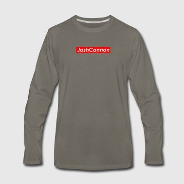 JC Spring collection - Men's Premium Long Sleeve T-Shirt