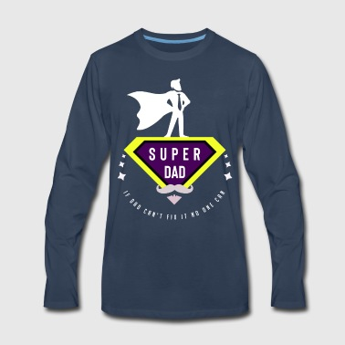 Father's Day - Men's Premium Long Sleeve T-Shirt