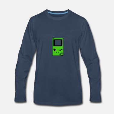 GreenGameboy - Men's Premium Long Sleeve T-Shirt