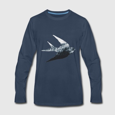 Swallow - Men's Premium Long Sleeve T-Shirt