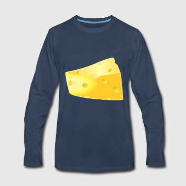 Cheese Say Cheese! - Men's Premium Long Sleeve T-Shirt