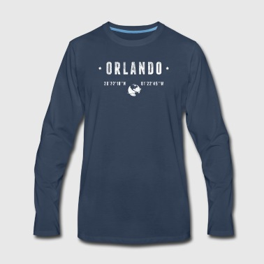 Orlando - Men's Premium Long Sleeve T-Shirt