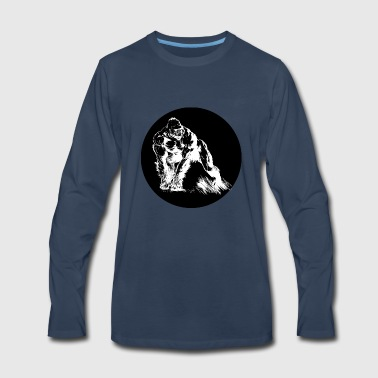 Chimpanzee Chimpanzee - Men's Premium Long Sleeve T-Shirt