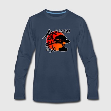 Bonsai - Men's Premium Long Sleeve T-Shirt
