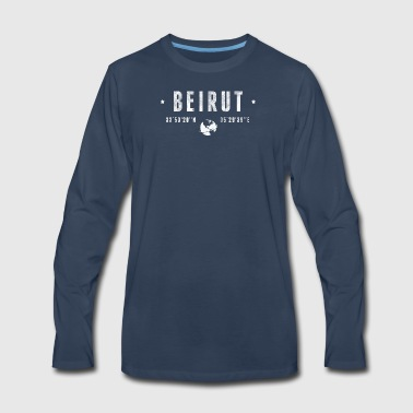 Beirut - Men's Premium Long Sleeve T-Shirt