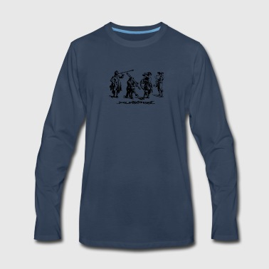 Group Jazz Group - Men's Premium Long Sleeve T-Shirt