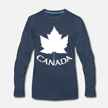 Canada Canada Souvenir - Men's Premium Long Sleeve T-Shirt