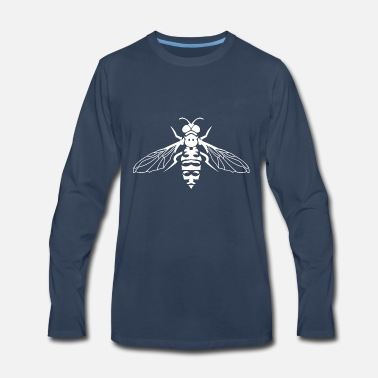 Fly Fly Insects - Men's Premium Longsleeve Shirt