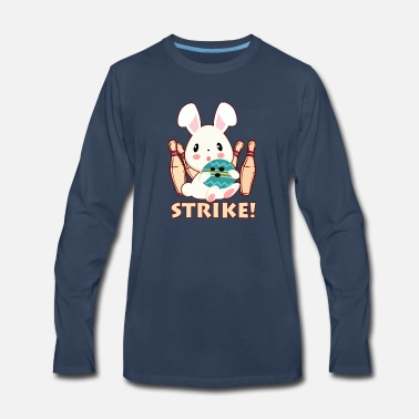 Congratulations Strike bunny - Men's Premium Long Sleeve T-Shirt