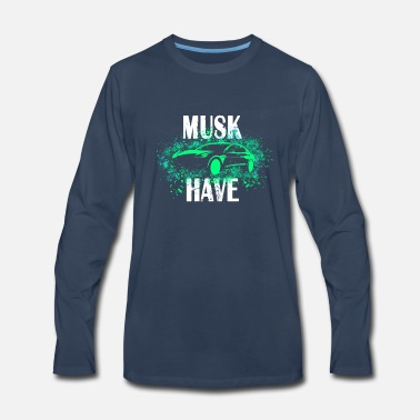 Vehicle Musk Have Electric Vehicle Electric Car Shirt - Men's Premium Longsleeve Shirt