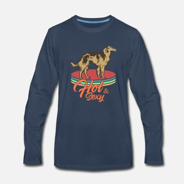 Hot Dog hot dog - Men's Premium Longsleeve Shirt