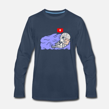 Addicts Addiction - Men's Premium Long Sleeve T-Shirt