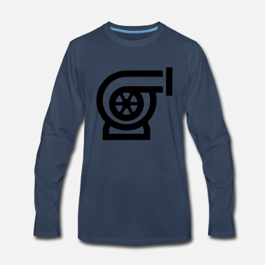 Toyota TURBOCHARGER TURBO - Men's Premium Long Sleeve T-Shirt